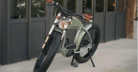 Vélo électrique Heritage Origine