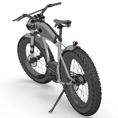 vélo électrique haut de gamme