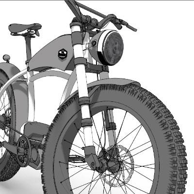 vélo électrique adulte