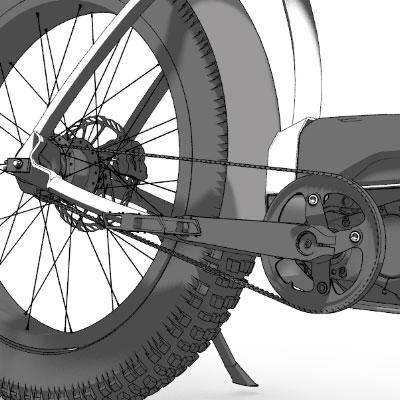vélo électrique marque française