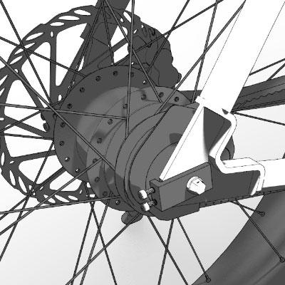 vélo électrique homme