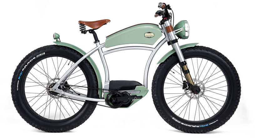 vélo Heritage Origine